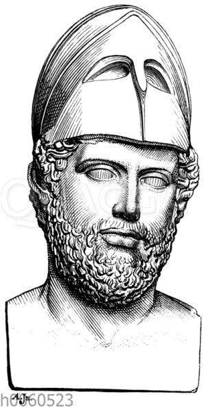 Perikles (nach Kreislas ?)
