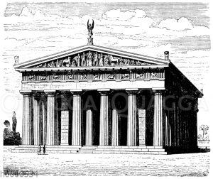 Zeustempel zu Olympia
