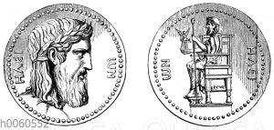 Elische Münzen