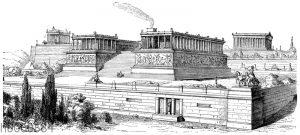 Großer Altar zu Pergamon