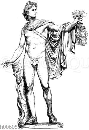 Apollon vom Belvedere