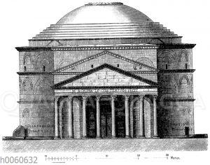 Pantheon zu Rom