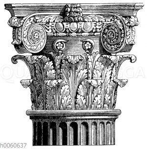 Römisches Komposita-Kapitell
