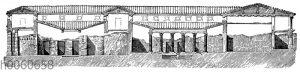 Haus des Pansa zu Pompeji