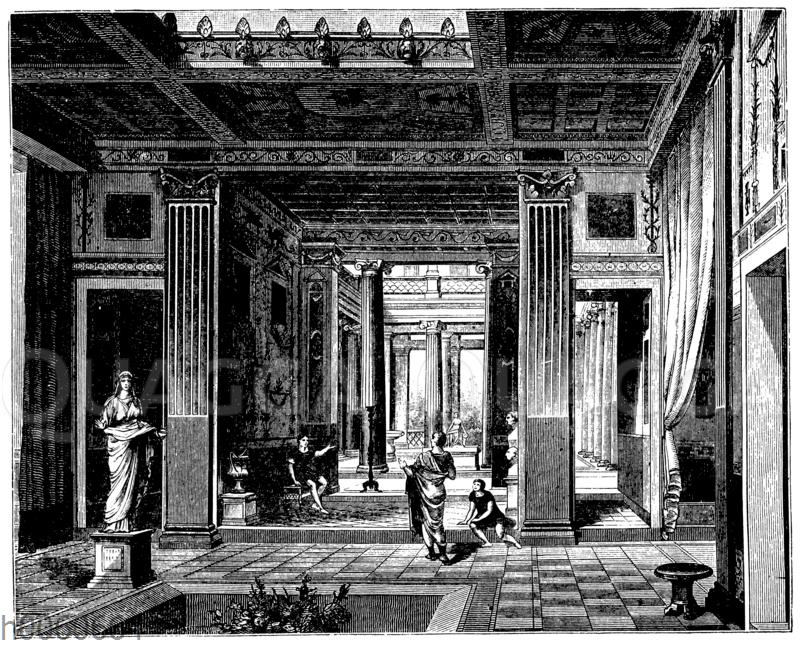 Römisches Wohnhaus
