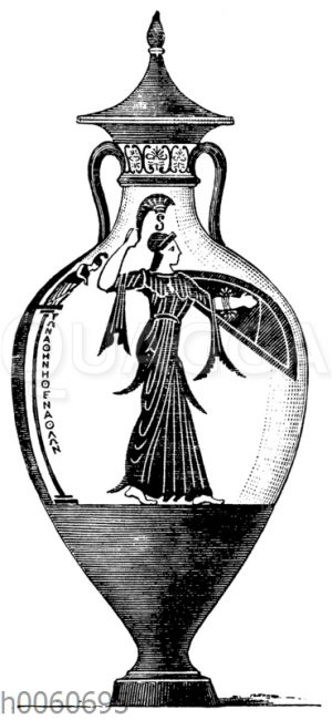 Panathenäisclie Amphora