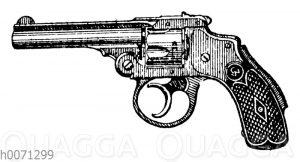 Revolver aus dem 16. Jahrhundert