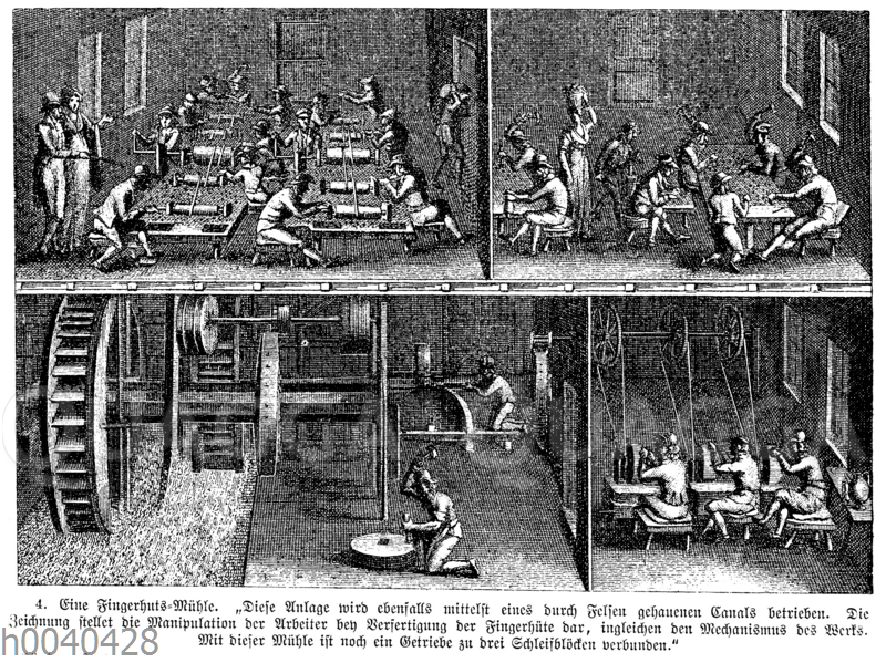 Fingerhuts-Mühle