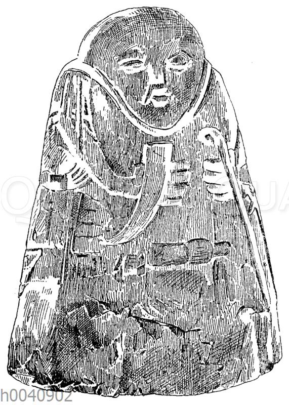 Slawisches Götterbild