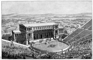 Dionysostheater zu Athen