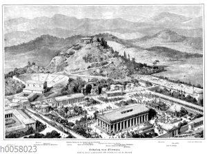 Festplatz von Olympia