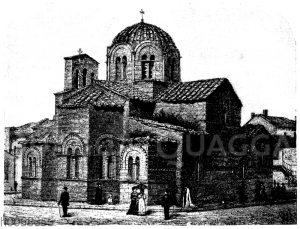 Muttergotteskirche zu Athen