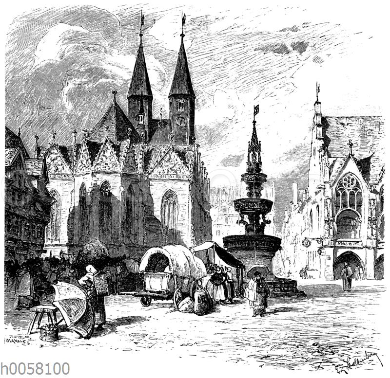 Altstadtmarkt zu Braunschweig