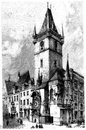 Altstädter Rathaus zu Prag