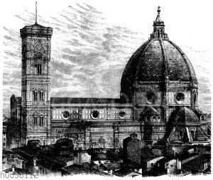 Dom San Maria del fiore zu Florenz
