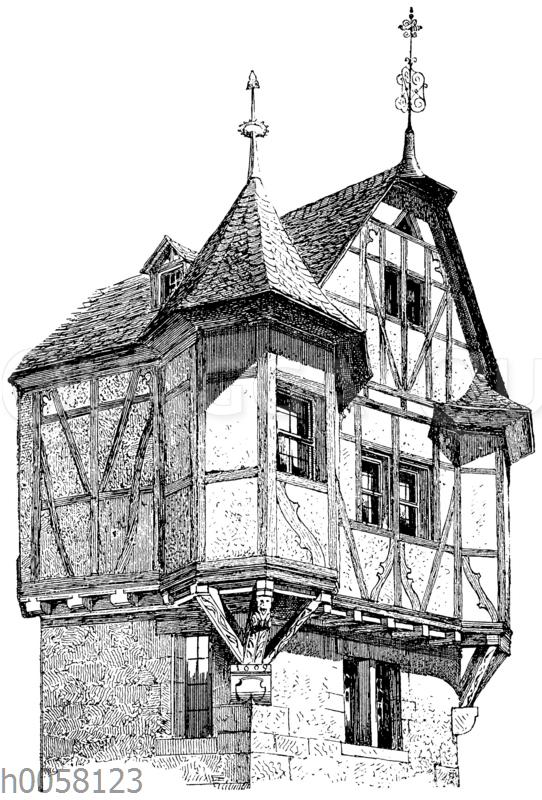 Haus in Münstermayfeld