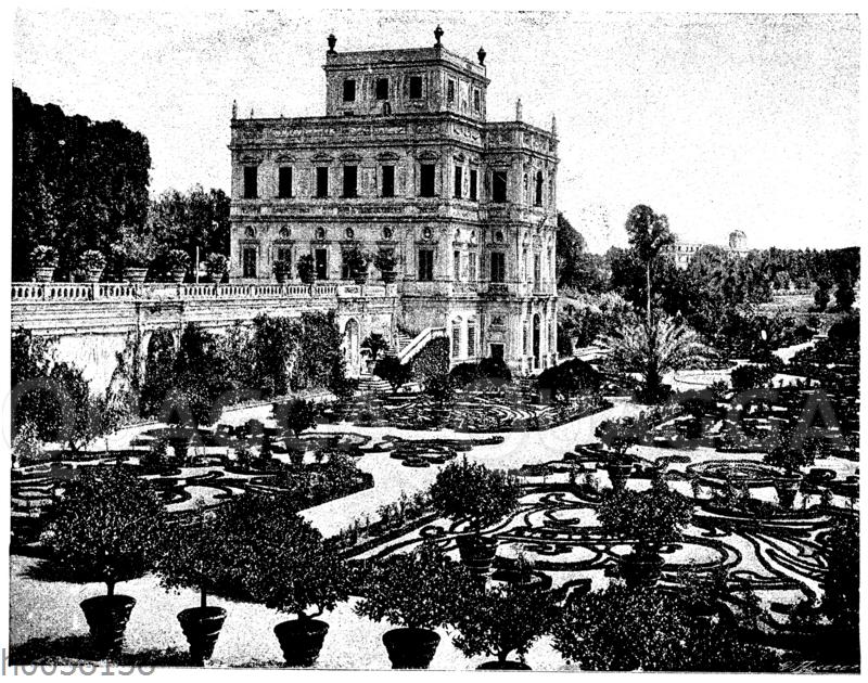 Villa Doria-Pamfili in Rom