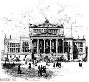 Schauspielhaus in Berlin