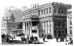 Palais Kaiser Friedrichs in Berlin
