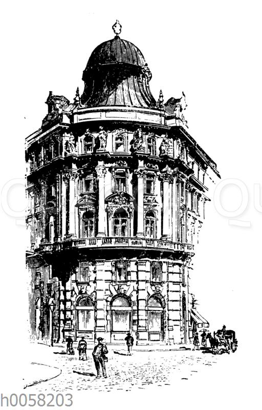 Palais Ziehrer in Wien