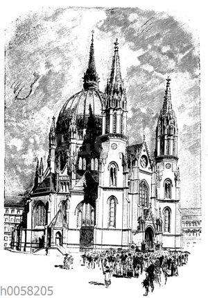Kirche zu Fünfhaus in Wien