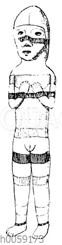 Peruanisches Götzenbild