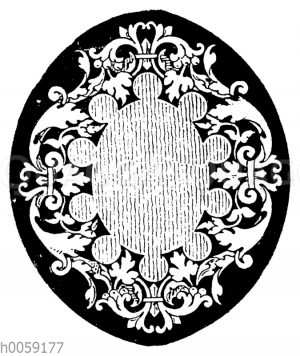 Schmuckstück von H. Holbein