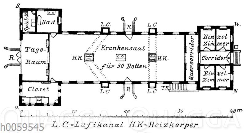 Neues Allgemeines Krankenhaus zu Hamburg-Eppendorf