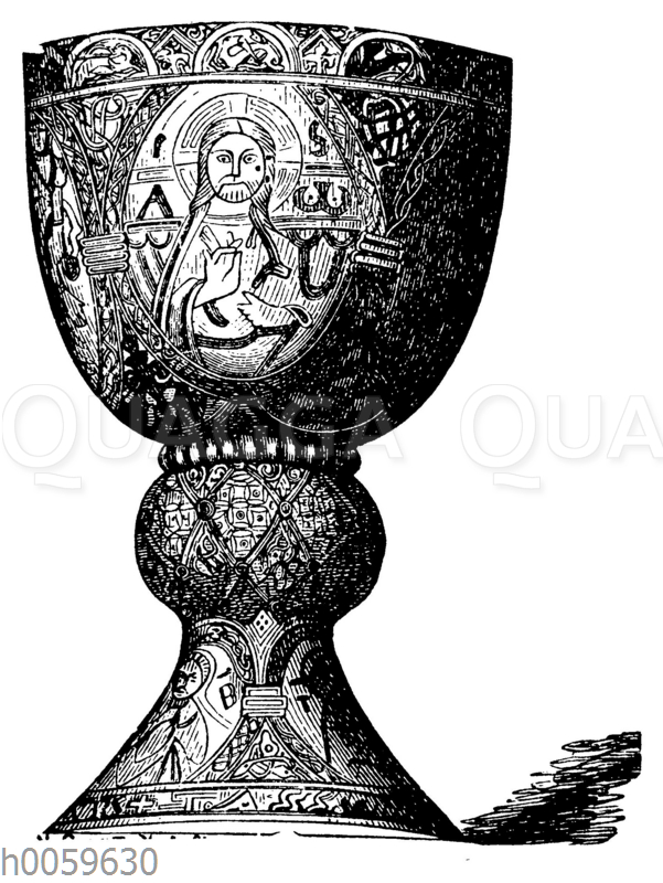 Tassilokelch aus Kremsmünster