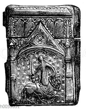 Gotisches Futteral