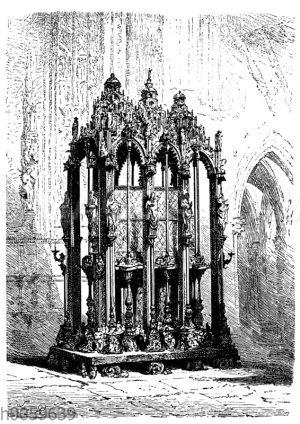 Sebaldusgrab in Nürnberg
