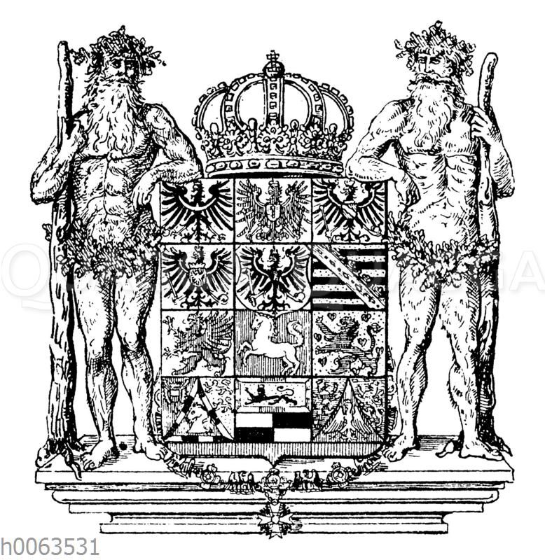 Wappen von Preußen