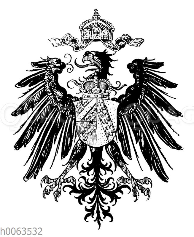Wappen von Elsass-Lothringen