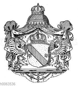 Wappen von Baden
