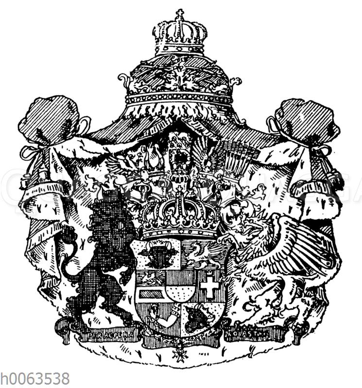 Wappen von Mecklenburg-Schwerin