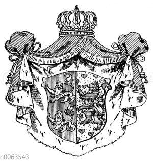 Wappen von Braunschweig