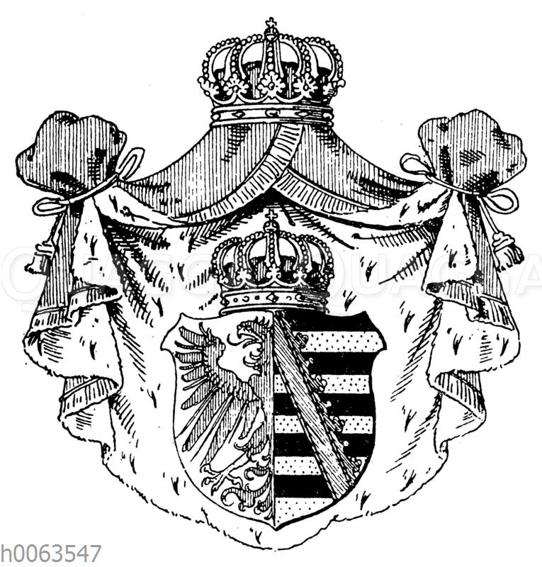 Wappen von Anhalt