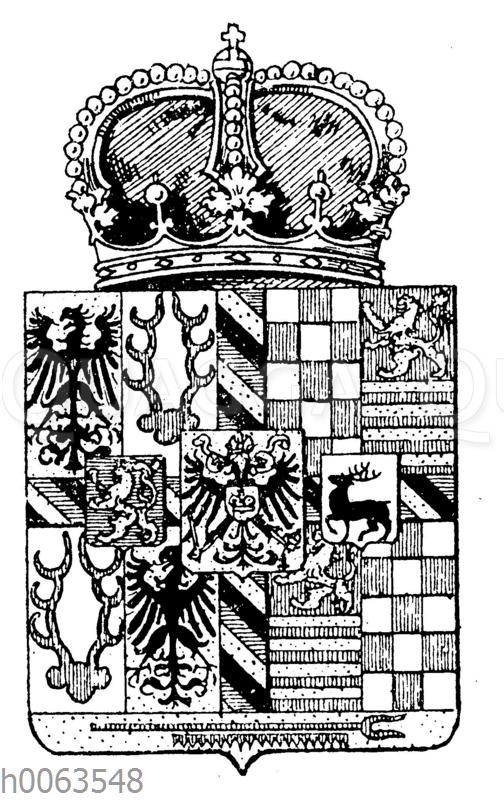 Wappen von Schwarzburg