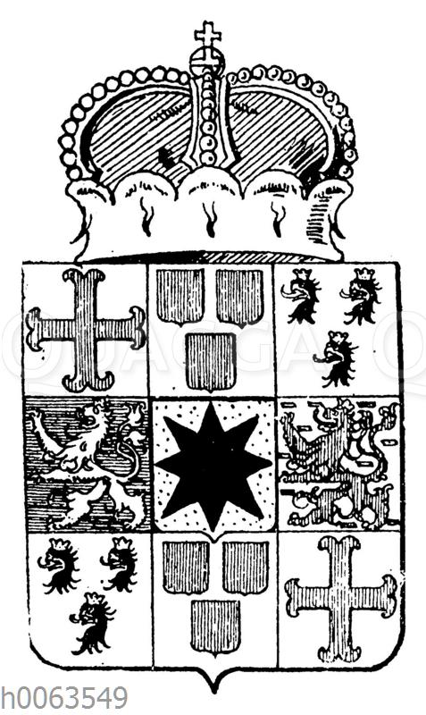 Wappen von Waldeck