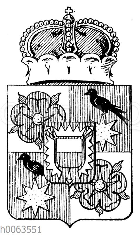 Wappen von Schaumburg-Lippe