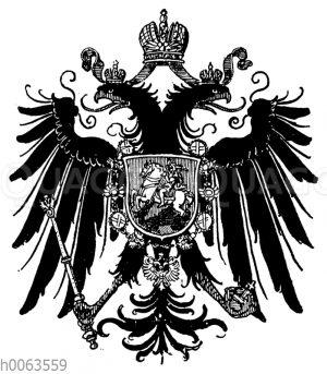 Wappen von Russland