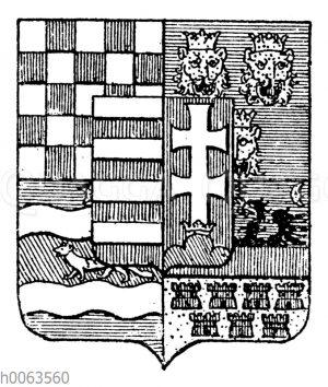 Wappen von Ungarn