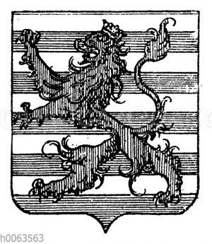 Wappen von Luxemburg