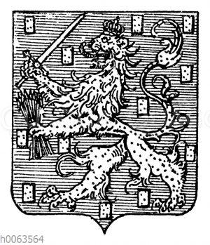 Wappen der Niederlande