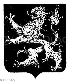 Wappen von Belgien
