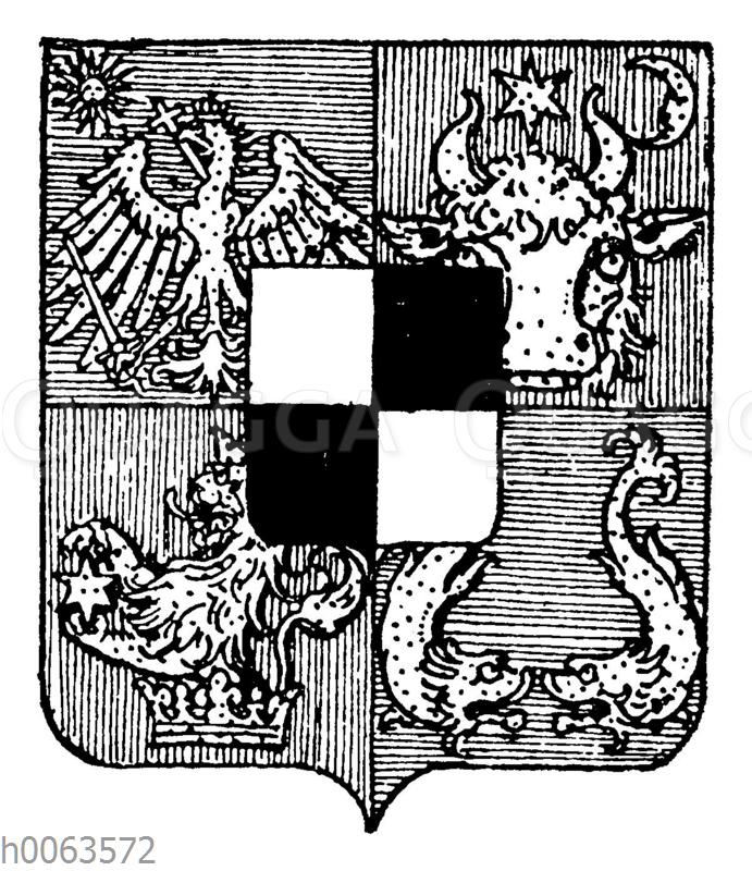 Wappen von Rumänien