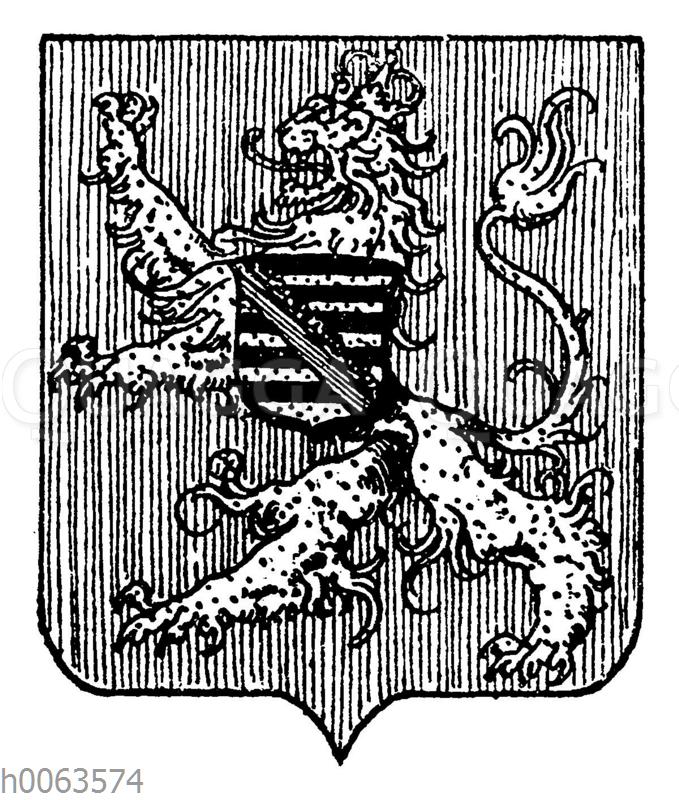 Wappen von Bulgarien