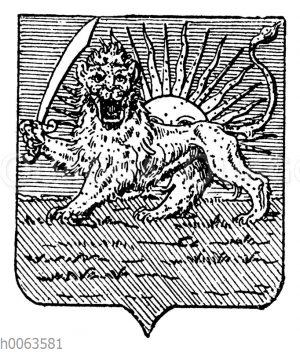 Wappen von Persien