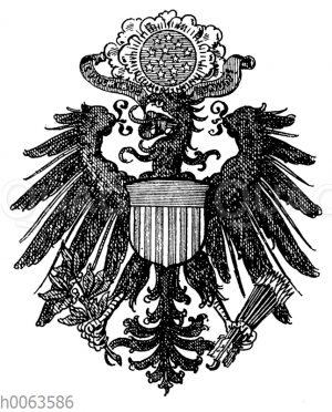 Wappen der Vereinigten Staaten von Nordamerika