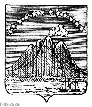 Wappen von San Salvador